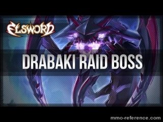 Vidéo Elsword - Le Boss Drabaki