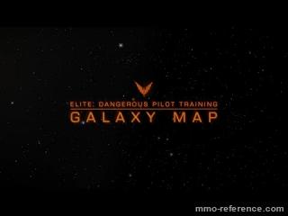 Vidéo Elite Dangerous - Tutoriel sur la carte de la galaxie et du système