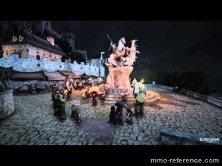 Vidéo Black Desert Online - Mmorpg Alpha Test #4