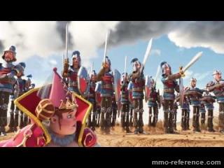 Vidéo GoodGame Empire - Trailer de Warrior King