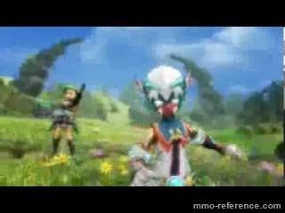 Vidéo Aura Kingdom - Trailer de la Bêta fermé du mmorpg