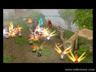Vidéo Legend of Edda - Des combats sur le terrain