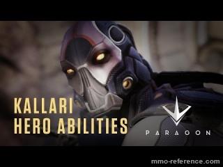 Vidéo Paragon - Découvrez le héros Kallari