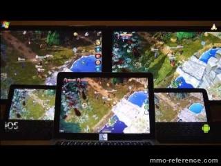 Vidéo Albion online - Présentation du mmo sandbox cross-platform