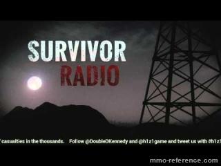 Vidéo H1Z1 - La radio des survivants !