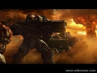 Vidéo Starcraft II - Découvrez tout ce qui fait StarCraft II