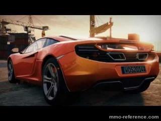 Vidéo World of Speed - Les voitures du jeu en ligne