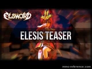 Vidéo Elsword - Trailer du personnage Elesis