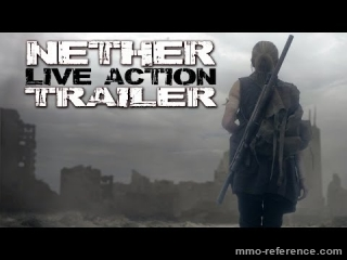 Vidéo Nether - Trailer HD du plus sombre FPS de survie et de zombies en ligne