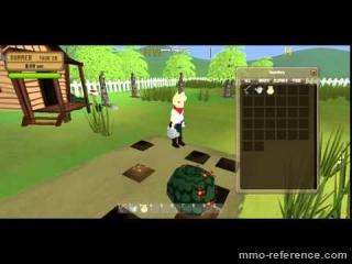 Vidéo Pumpkin Online - Pre-alpha Demo #1