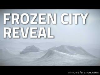 Vidéo MechWarrior Online - Découverte de Frozen City