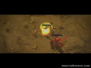 Vidéo Deadbreed - Lancement du RPG Gothique en ligne en arène