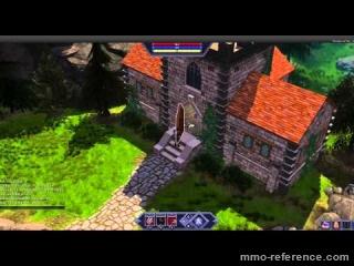 Vidéo Shards Online - Toutes les maisons à acheter dans le jeu
