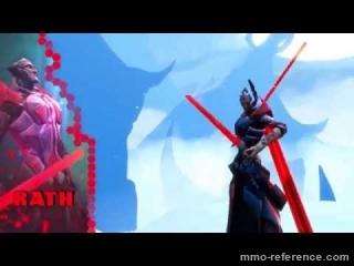 Vidéo Battleborn - Gameplay rapide du shooter à la 1ere personne