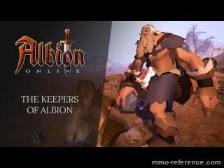 Vidéo Albion online - Les tribus mystiques d'Albion