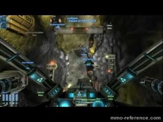 Vidéo Miner Wars 2081 - Trailer du jeu de tir 6DOF