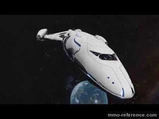 Vidéo Elite Dangerous 1.5 - Le vaisseau Imperial Cutter