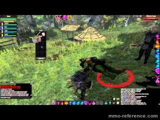 Vidéo Pantheon - GamePlay en Pre-pre-alpha du mmo 2017 avec abonnement