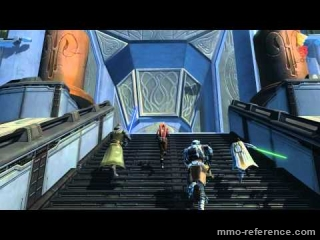 Vidéo SWTOR - Cinématique de la bataille pour Alderaan