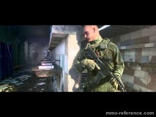 Vidéo Escape from Tarkov - Trailer du nouveau mmo hardcore  FPS TPS et RPG