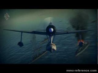 Vidéo War Thunder - Trailer de lancement de la bêta ouverte du jeu
