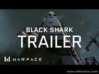 Vidéo Warface -  Bande annonce 2016 de Black Shark Special Operation