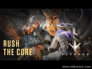 Vidéo Paragon - Découvrez le héros Gideon dans un gameplay explosif