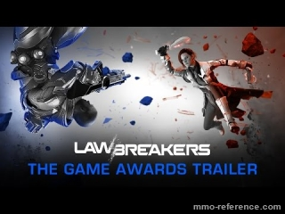 Vidéo LawBreakers - Le dernier trailer gameplay avec une nouvelle map