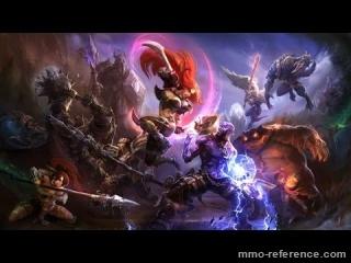 Vidéo Jouer à League of Legends maintenant !