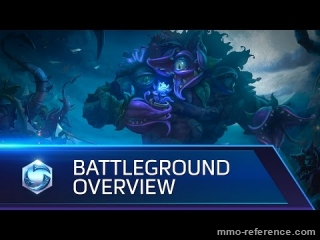 Vidéo Heroes of the Storm - Aperçu du Champ de bataille Garden of Terror