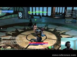 Vidéo Skyforge - Protéger Aelion avec la communauté