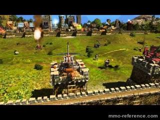 Vidéo Siege Online - Aperçu du free to play