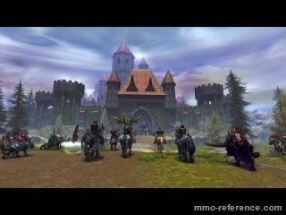 Vidéo Neverwinter - Annonce du septième module du jeu Strongholds