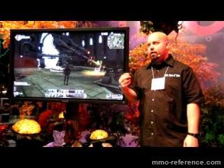Vidéo Rift - Démonstration du mmorpg E3 2010