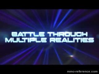 Vidéo DC Universe Online - Crise des Origines - Cinematique du jeu