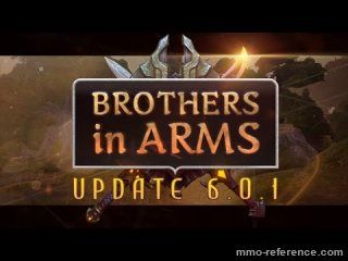 Vidéo Allods Online - Nouvelle version 6.0.1 Brothers in Arms