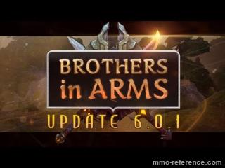 Vidéo Allods Online - Nouvelle version 6.0.1 Brothers in Arms