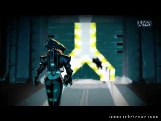 Vidéo Arena : Cyber Evolution - Trailer du premier MOSA Arène de sport mulijoueur en ligne
