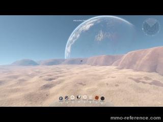 Vidéo Dual Universe - Le mode fantome