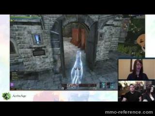 Vidéo ArcheAge - Livestream du MMORPG 24-07-2015