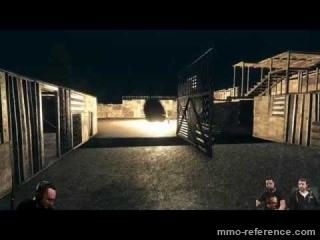 Vidéo H1Z1 - Visite du château