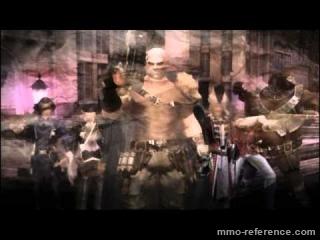Vidéo Granado Espada - Bande annonce Europe du mmorpg f2p
