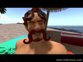 Vidéo Second Life - Horizons - Un tout nouveau jeu d'aventure virtuel
