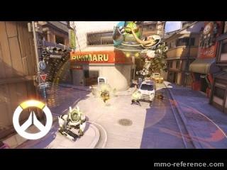 Vidéo Overwatch - Les capacités du moine omniaque Zenyatta