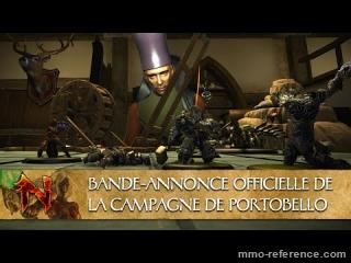 Vidéo Neverwinter - La campagne de Portobello