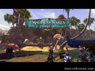 Vidéo Rift - Mise à jour 2.8 Madness Wakes