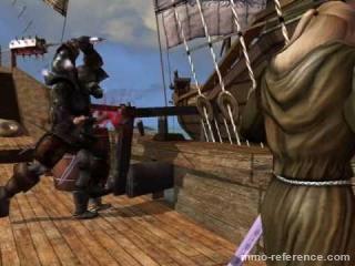 Vidéo Darkfall - Le Gameplay du mmo fantastique #2