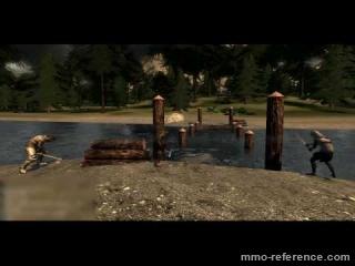 Vidéo Mortal Online - Bande annonce 2 de l'open bêta