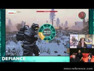 Vidéo Defiance - Livestream du mmo le 24 mars 2016 #1