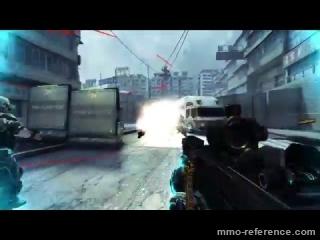 Vidéo Ghost in the Shell Online - Bande annonce traduite en Français